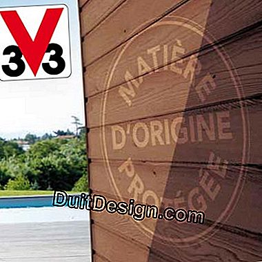 Impregnation products for wood V33