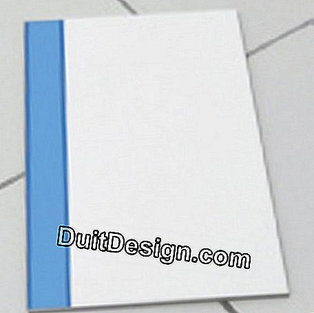 Measure the dimensions and put them on the tile