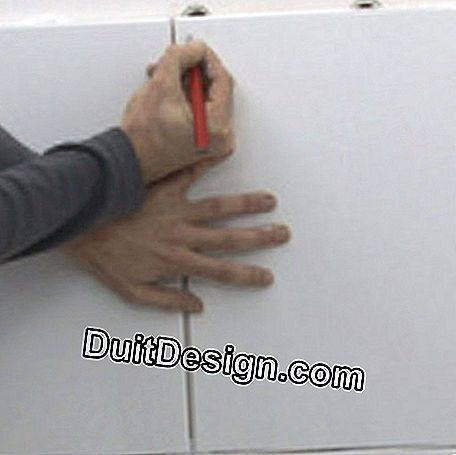 Tracing of cutting edges